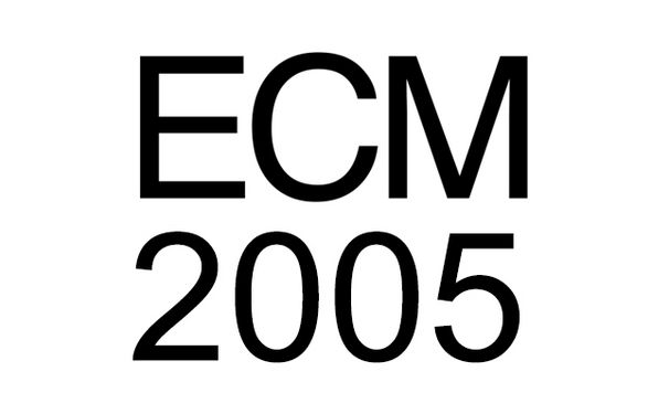 ECM Sounds, ECM 2005: Mit Gidon Kremer, Arvo Pärt, András Schif uvm.