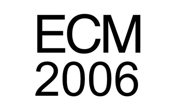 ECM Sounds, ECM 2006: Mit Nik Bärtsch, Charles Lloyd, Kayan Kalhor uvm.
