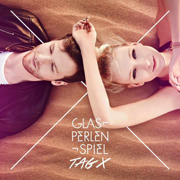 "Glasperlenspiel Album Cover ""Tag X"""