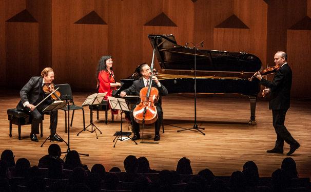 Daniel Hope, Intime Offenbarung – Drei romantische Klavierquartette