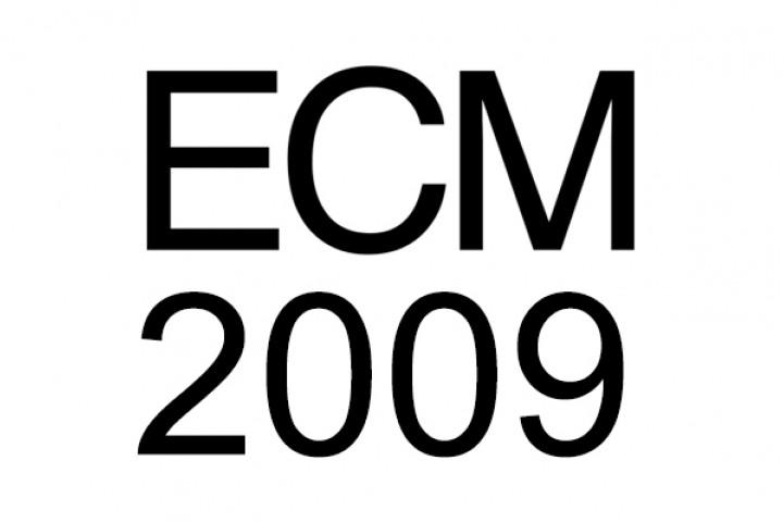 ECM Chronik: Das Jahr 2009
