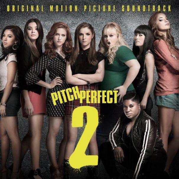 Pitch Perfect / O.S.T., Pitch Perfect 2 - Der neue Mix aus völlig neuen Mash-ups und Medleys erscheint am 15. Mai 2015.