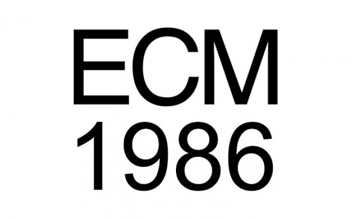 ECM 1986