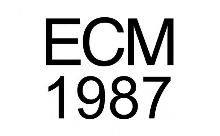 ECM 1987