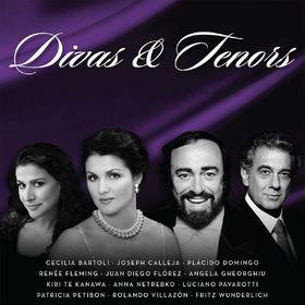 Diverse Künstler, Divas & Tenors - Die schönsten Stimmen, 00028947885832