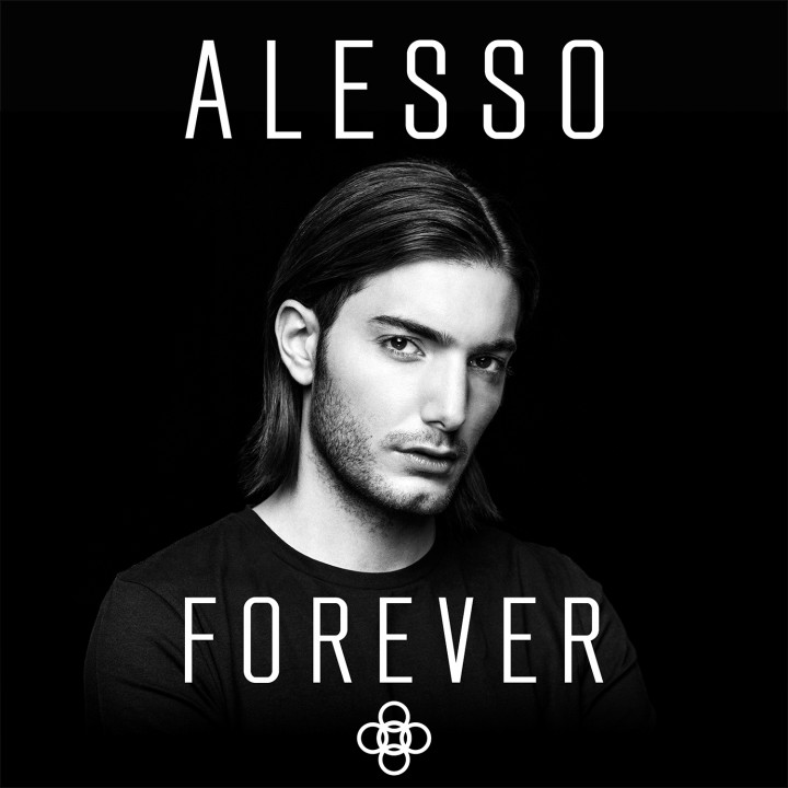 Alesso Album Forever Cover
