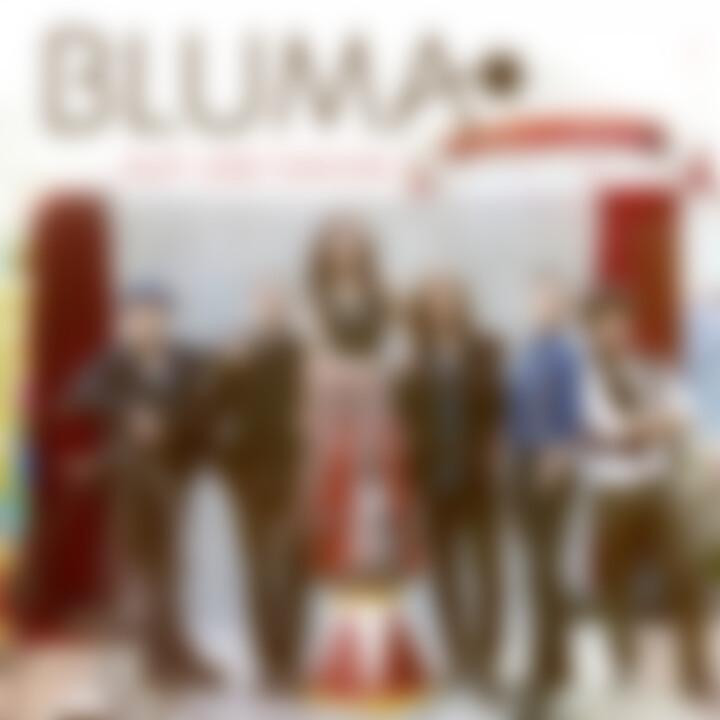 """Bluma """"Auf und davon"""" Single Cover"""