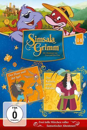 SimsalaGrimm, 14: Der Hase und der Igel / Des Kaisers neue Kleider, 00602547226051