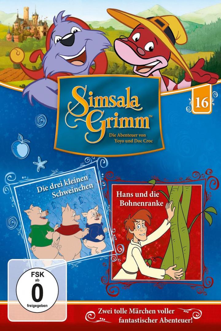 16: Drei kleinen Schweinchen / Hans & Bohnenranke