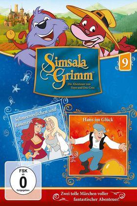 SimsalaGrimm, 09: Schneeweißchen und Rosenrot / Hans im Glück, 00602547226006