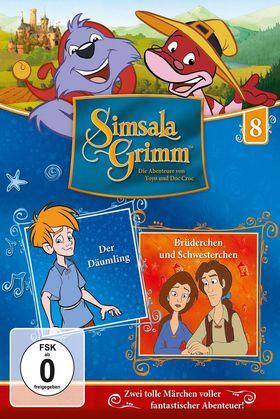 SimsalaGrimm, 08: Der Däumling / Brüderchen und Schwesterchen, 00602547225993