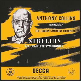Jean Sibelius, The Symphonies, 00028947884972