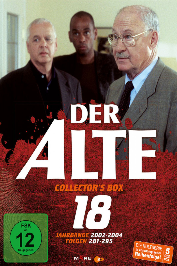 Der Alte Collector's Box Vol.18 (15 Folgen/5 DVD)