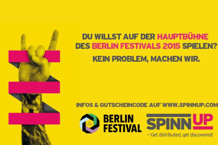 Spinnup - Berlin Festival