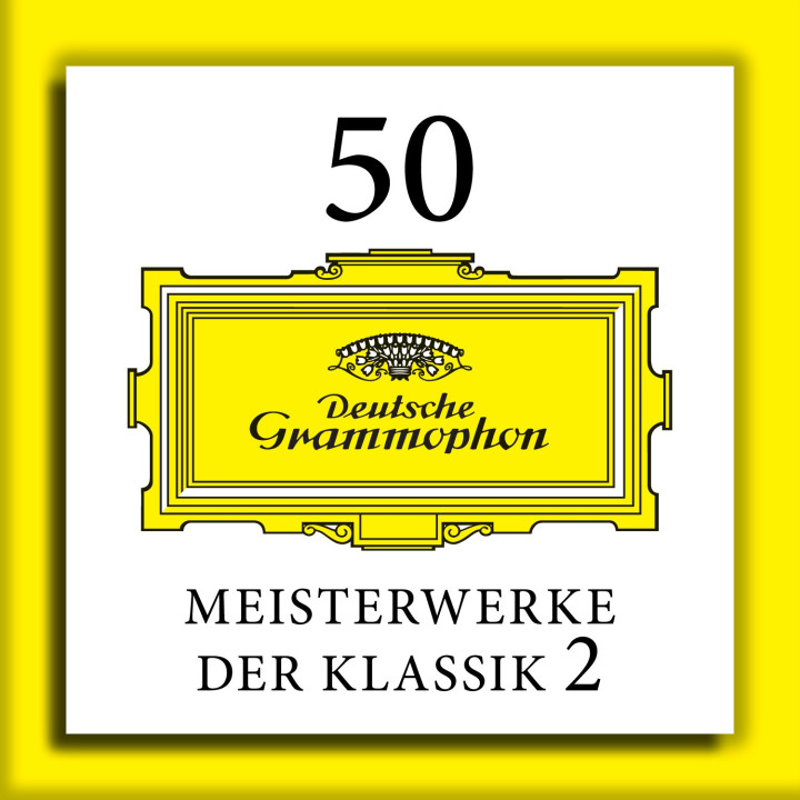 50 Meisterwerke der Klassik Vol.2