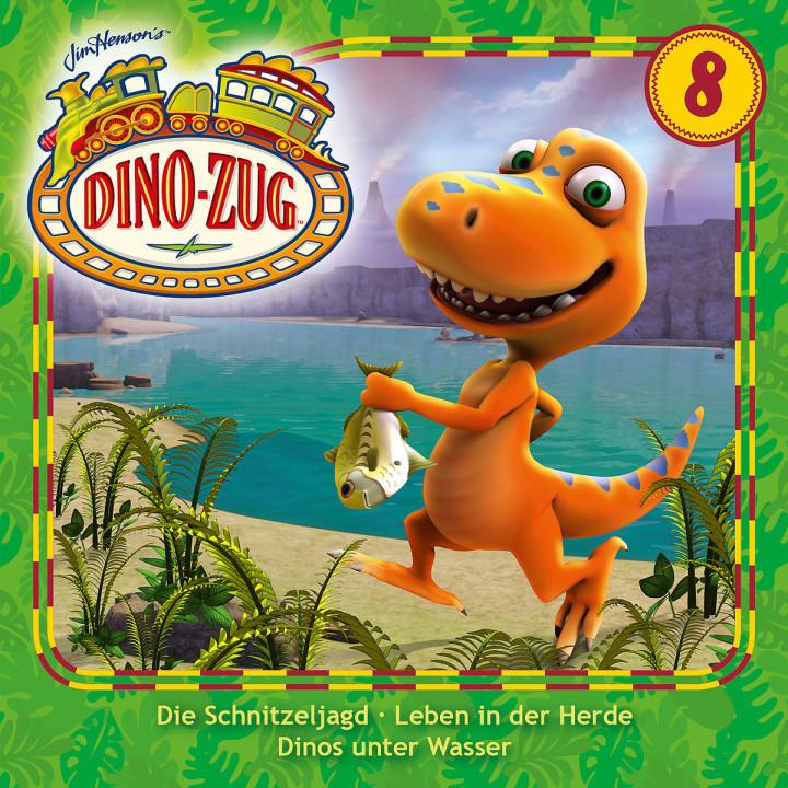 08: Schnitzeljagd/Leben i.d. Herde/Dinos u. Wasser
