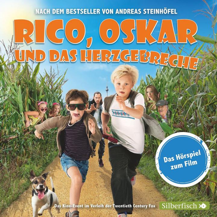 A. Steinhöfel: Rico, Oskar u.d. Herzgebreche(Film)