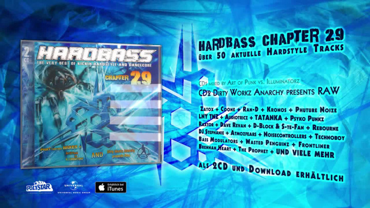 HARDBASS CHAPTER 29 official Preview – Dirty Workz Anarchy presents RAW