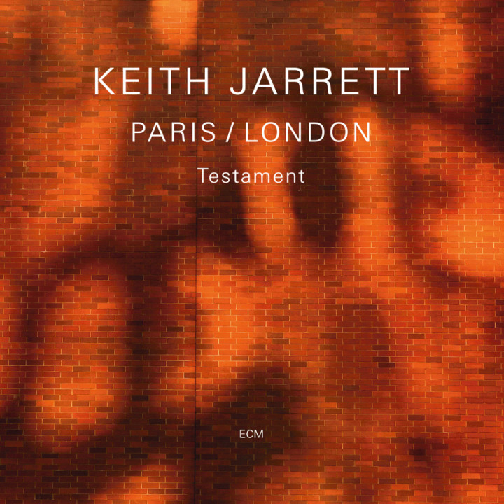 Paris / London Testament – Keith Jarrett: Piano – Recorded November and December 2008