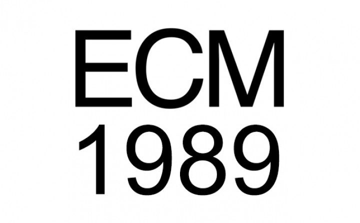 ECM 1989