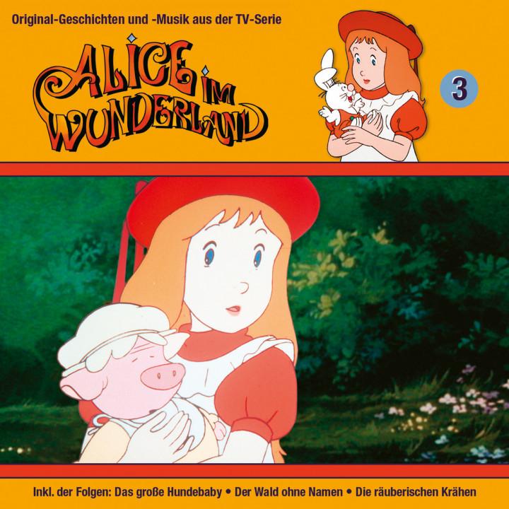 Alice_03: Der Wald ohne Namen