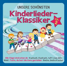 Familie Sonntag, Unsere schönsten Kinderlieder-Klassiker Vol. 2, 00602547313676