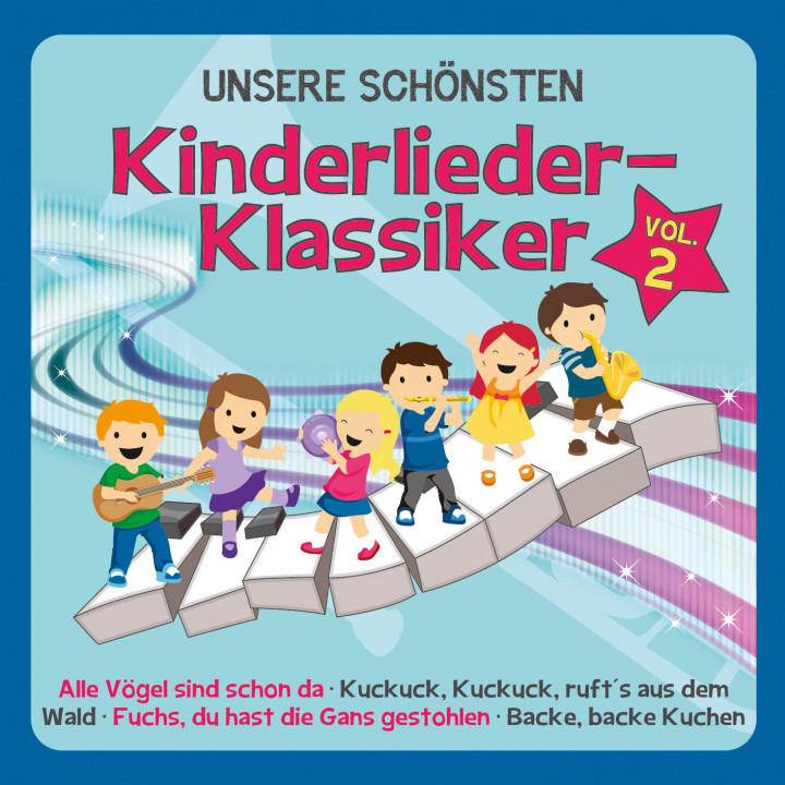 Familie Sonntag: Unsere schönsten Kinderlieder-Klassiker Vol.2