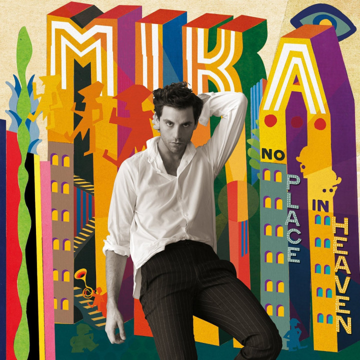 Mika No Place in Heaven Cover