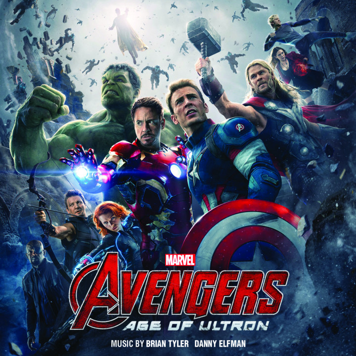 The Avengers Age Of Ultron Score