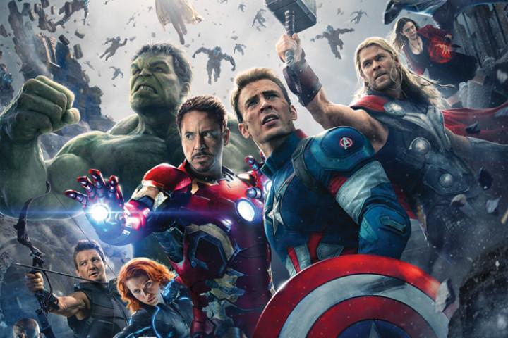 The Avengers 2015