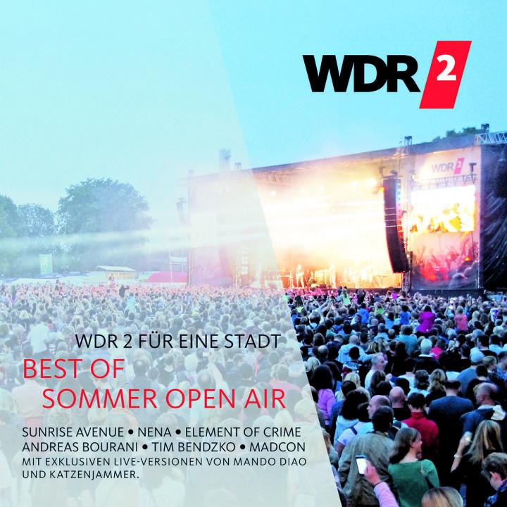 WDR 2 für eine Stadt - Best Of Sommer Open Air