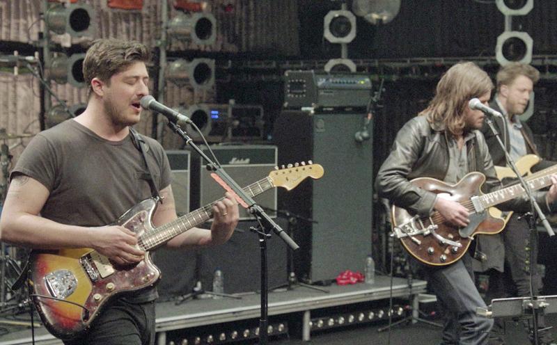 Mumford & Sons, Tompkins Square Park (Live)