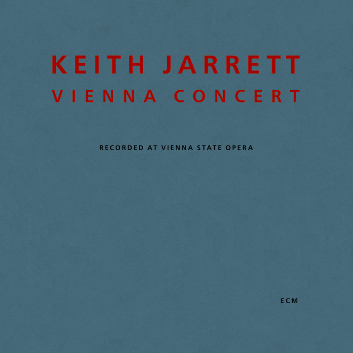 Vienna Concert – Keith Jarrett: Piano – Recorded July 1991