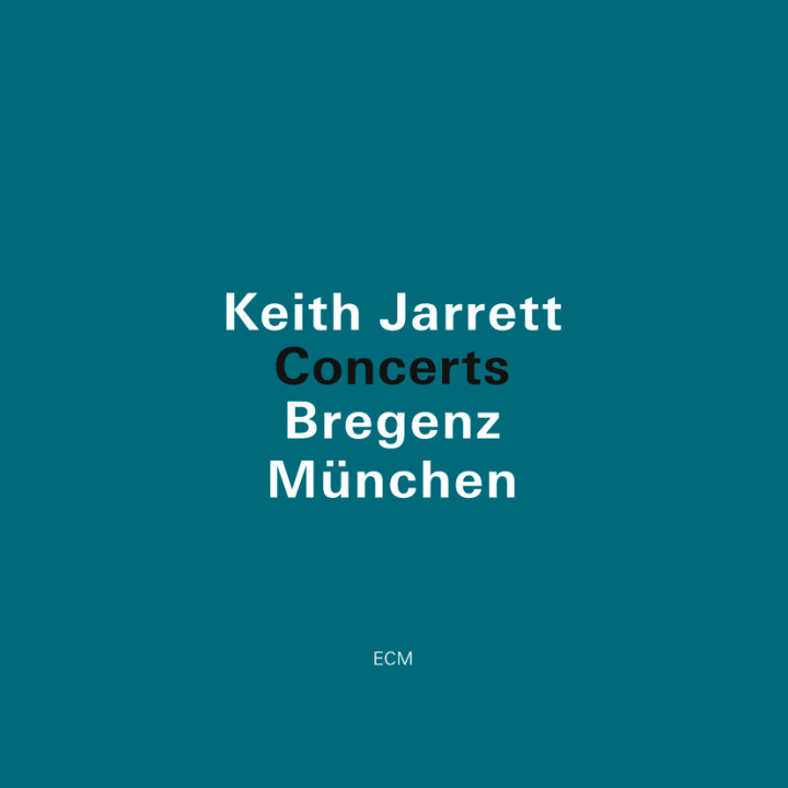 Concerts – Bregenz / München – Keith Jarrett: Piano – Recorded May and June 1981