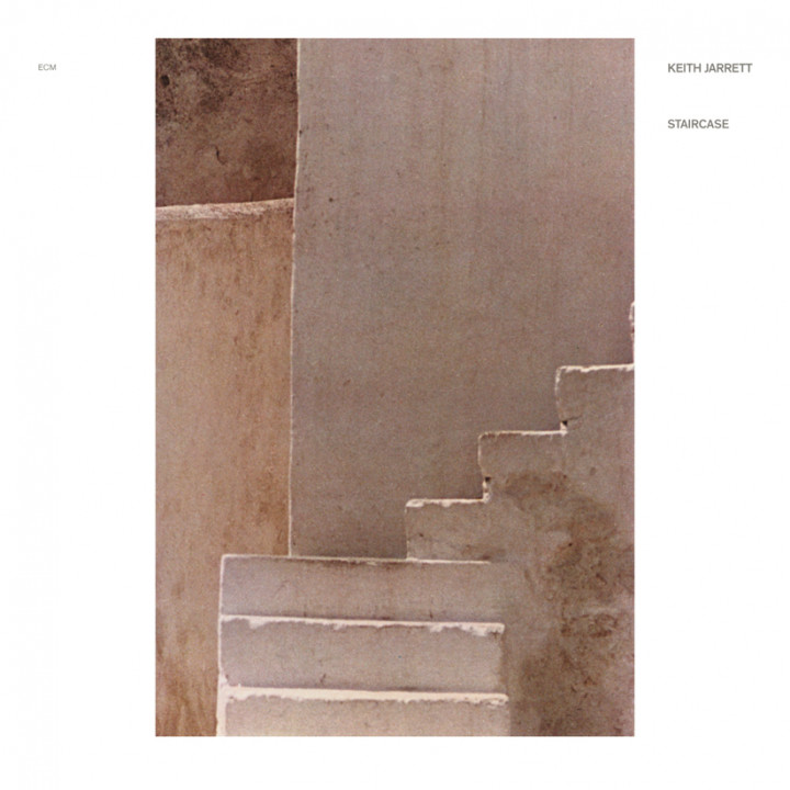Staircase — Keith Jarrett: Piano — Recorded May 1976
