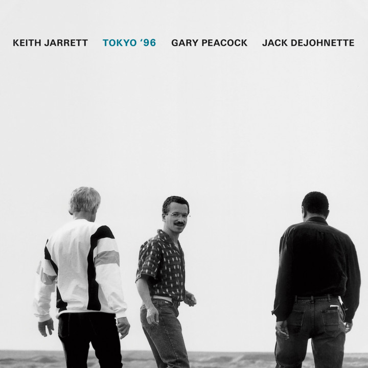 Tokyo '96 – Keith Jarrett: Piano, Gary Peacock: Double Bass, Jack DeJohnette: Drums – Recorded March 1996