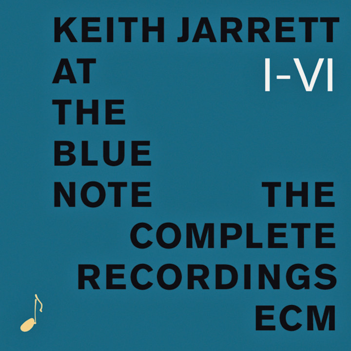 At The Blue Note The Complete Recordings – Keith Jarrett: Piano, Gary Peacock: Double Bass, Jack DeJohnette: Drums – Recorded June 1994