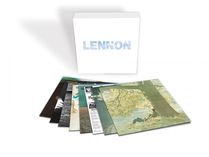 Lennon (Ltd. 8-LP Boxset)
