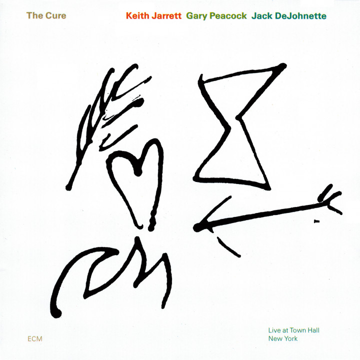 The Cure – Keith Jarrett: Piano, Gary Peacock: Double Bass, Jack DeJohnette: Drums – Recorded April 1990