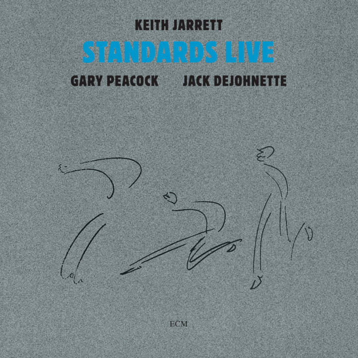 Standards Live – Keith Jarrett: Piano, Gary Peacock: Double Bass, Jack DeJohnette: Drums – Recorded July 1985