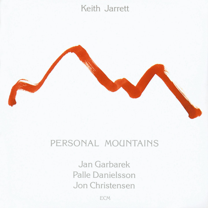 Personal Mountains — Keith Jarrett: Piano / Percussion, Jan Garbarek: Tenor und Sopransaxophon / Flute, Palle Danielsson: Double Bass, Jon Christensen: Drums — Recorded April 1979