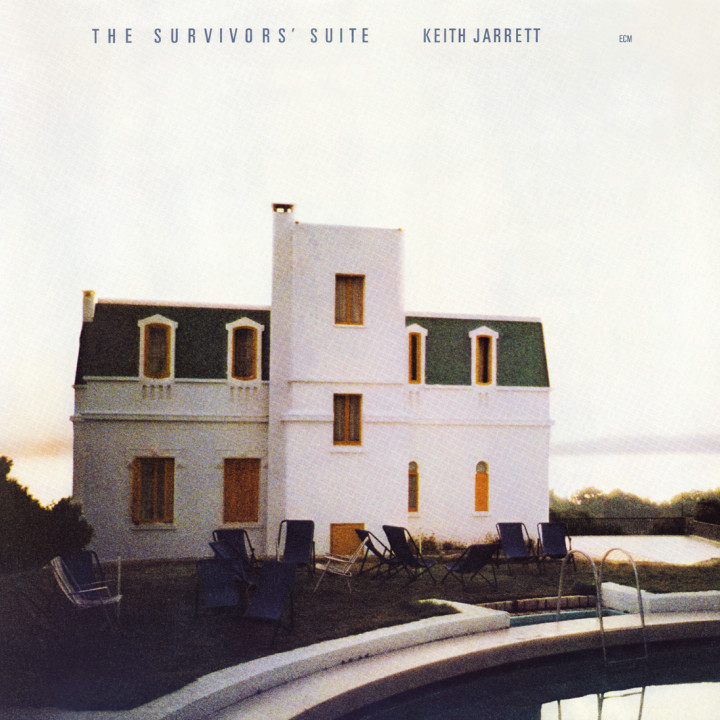 The Survivors' Suite — Keith Jarrett: Piano / Sopransaxophon / Bass Recorder / Celesta / Osi Drums, Dewey Redman: Tenorsaxophon / Percussion, Charlie Haden: Double Bass, Paul Motian: Drums, Percussion — Recorded April 1976