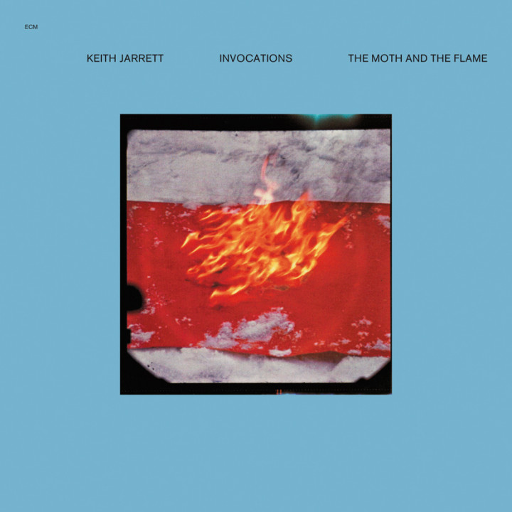 Invocations The Moth And The Flame — Keith Jarrett: Pipe Organ / Sopransaxophon / Piano — Recorded November 1979 and October 1980