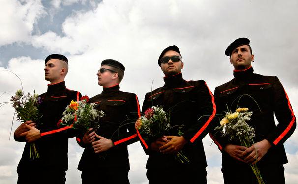 K.I.Z., Der Wahnsinn ist zurück: K.I.Z. bringen im Sommer das neue Album Hurra die Welt geht unter heraus