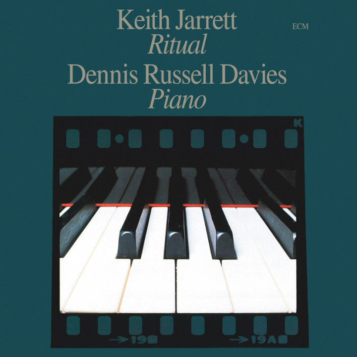 Ritual – Dennis Russell Davies: Piano – Recorded June 1977