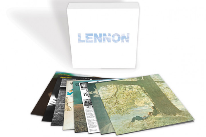 John Lennon 8 - LP Boxset