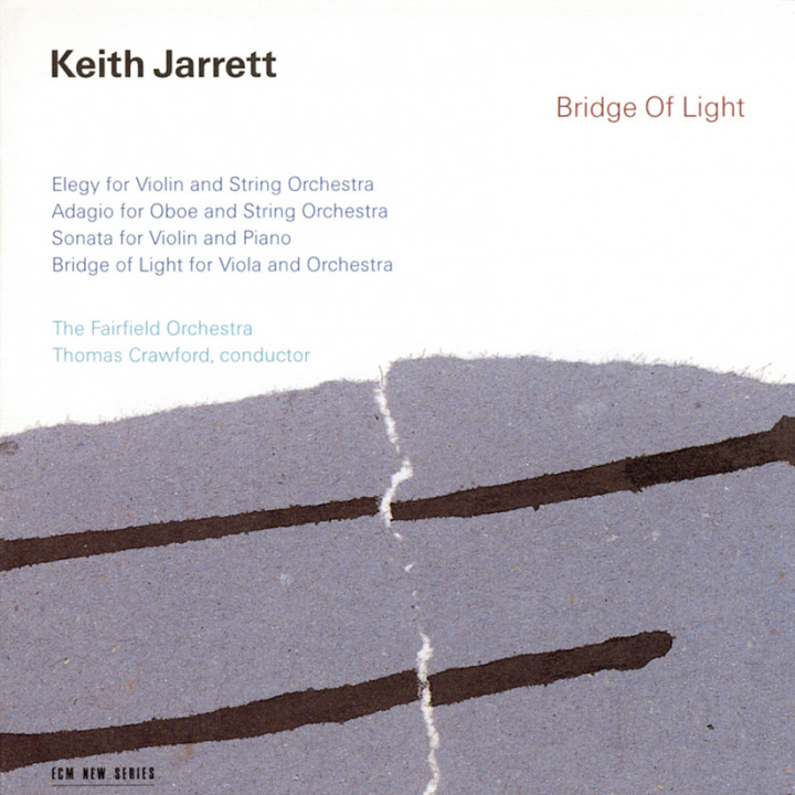 Bridge Of Light – Michelle Makarski: Violin, Patricia McCarty: Viola, Marcia Butler: Oboe, Keith Jarrett: Piano, The Fairfield Orchestra Thomas Crawford: conductor – Recorded March 1993