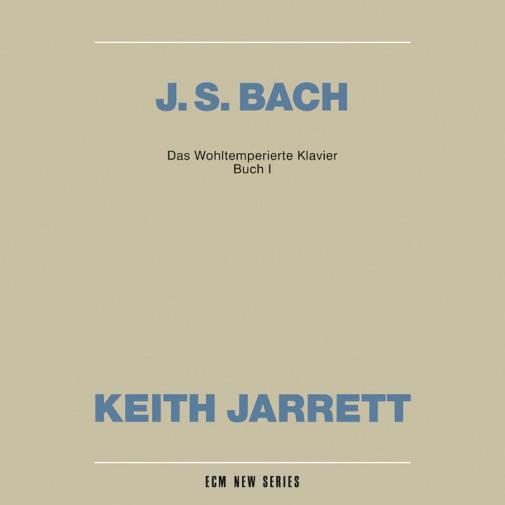 Johann Sebastian Bach Das Wohltemperierte Klavier, Buch I – Keith Jarrett: Piano – Recorded February 1987