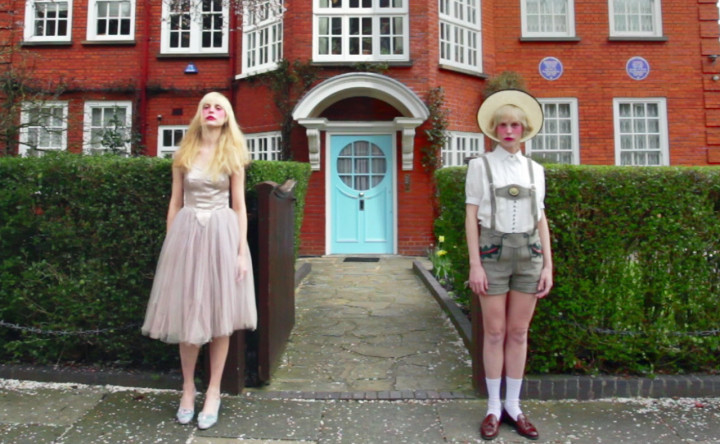 An Interview with Petite Meller ... by Petite Meller, Mai 2015