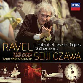 Seiji Ozawa, Ravel: L'Enfant et les Sortilèges; Shéhérazade, 00028947867609